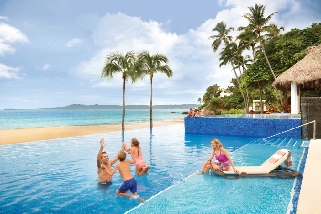 Hyatt-Ziva-Puerto-Vallarta-Main-Pool-Family