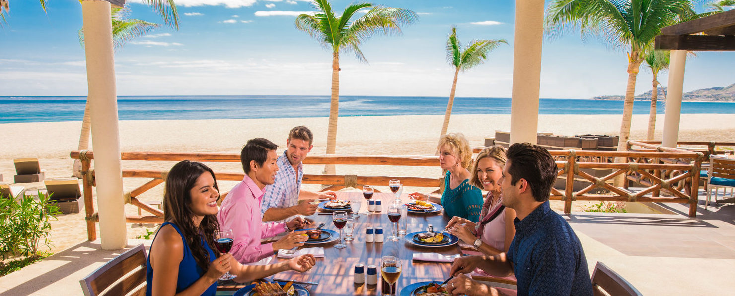 Hyatt-Ziva-Los-Cabos-La-Hacienda-Group-Dining