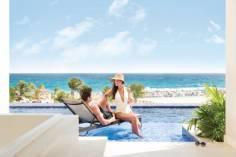 Hyatt Ziva Cancun Turquoize Sky Swim Up
