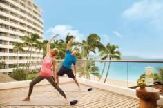 Hyatt Ziva Puerto Vallarta Yoga